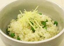 春の豆ご飯